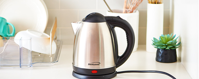 How To Clean Electric Kettles