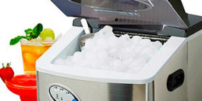 cheap countertop ice maker