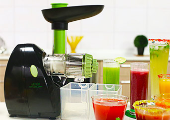best cold press masticating juicer