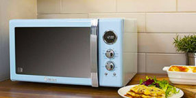 small microwave oven