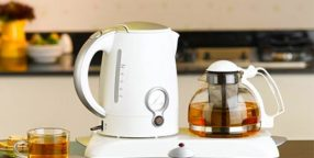 how to remove rust from electric kettle