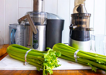 juicer for celery