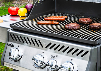 cheap gas grill