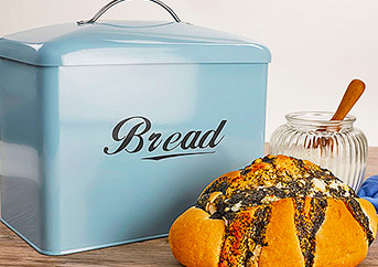 bread box for keeping bread fresh