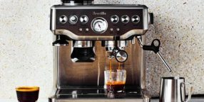 how to clean a coffee machine step by step