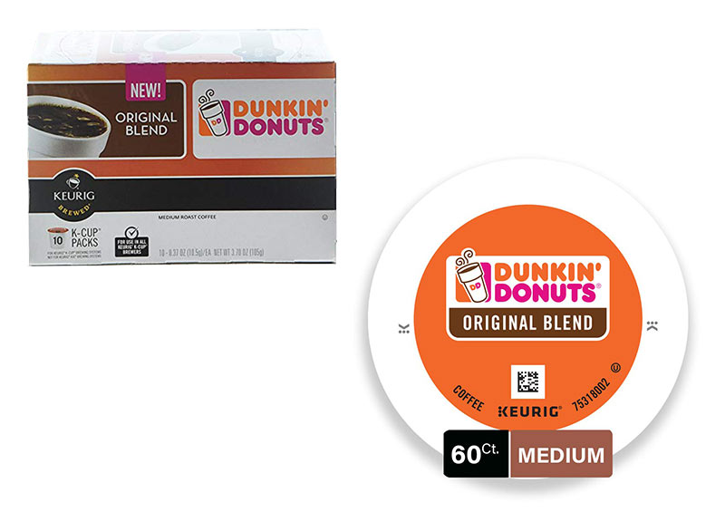 Dunkin' Donuts Medium Roast Coffee
