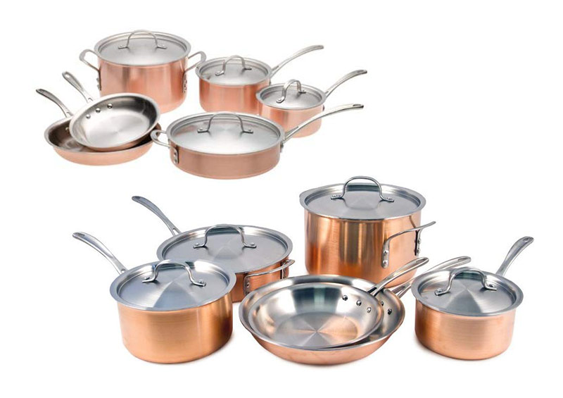 The Best Copper Cookware 🍲 Review 2019