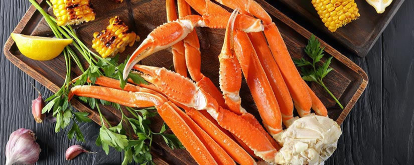 Best Solutions on How to Reheat Crab Legs