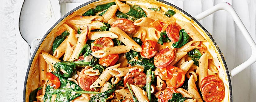 How to Reheat Pasta to Be Healthy and Tasty