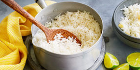 How to Reheat Rice