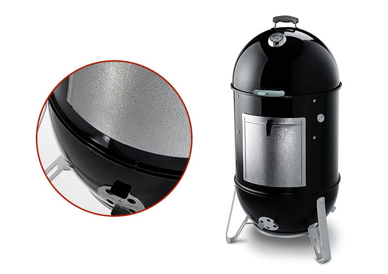 WEBER 731001 SMOKEY MOUNTAIN