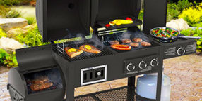 Best Charcoal Grill Under 200