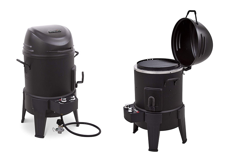 Best Grill Smoker Combo
