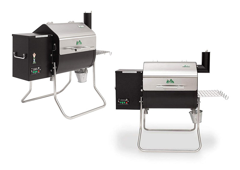 Green Mountain Grills WiFi, Portable Grill