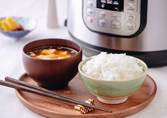Korean Rice Cooker