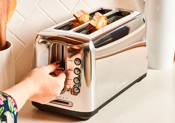 Long Slot Toaster