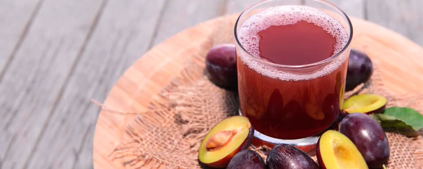 Which Juice is Better, Made From Plums or Prunes?