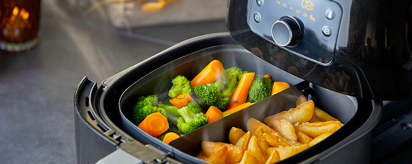 Resolve the Age Old Dilemma Between Air Fryer and Cooker