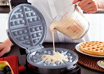 Ceramic Waffle Maker