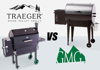 Green Mountain Grill vs. Traeger