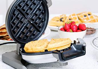 Non-Toxic Waffle Maker