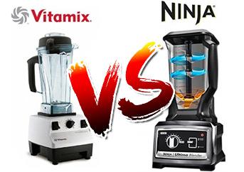 Vitamix vs. Ninja
