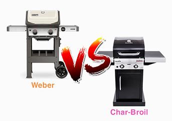Weber vs Char-Broil
