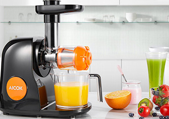 Reasons Why You Should Invest in the Aicok Slow Masticating Juicer