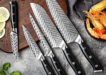 Lay Your Hands on the Best Damascus Knives for Your Kitchen