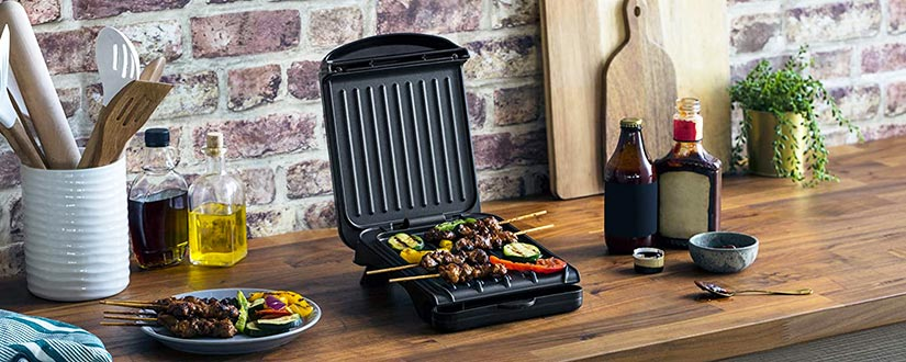 How To Clean George Foreman Grill?