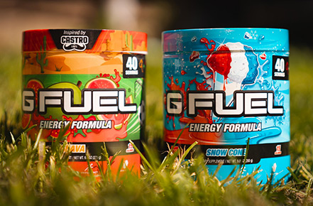 G Fuel Flavor